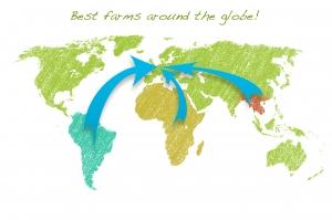 maapallo farmit