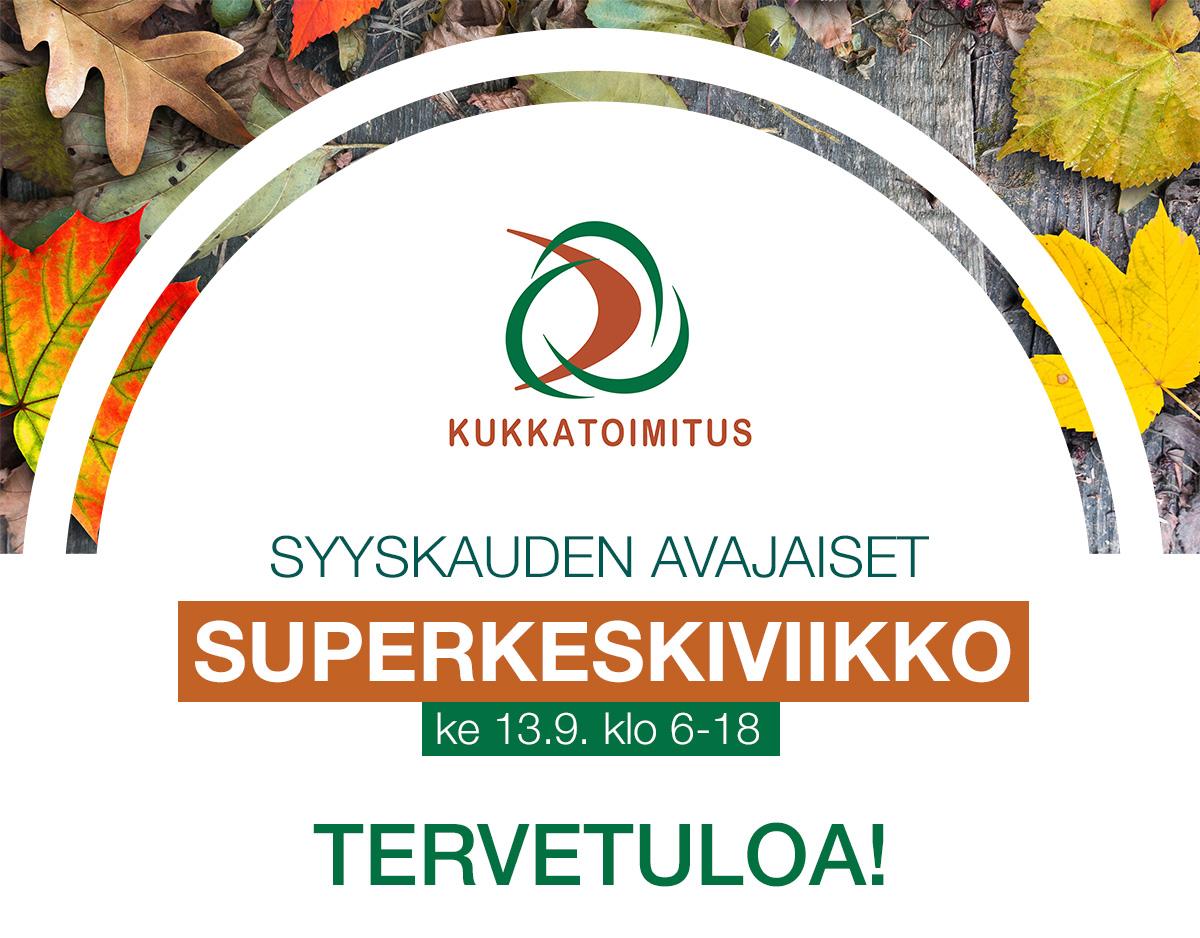 Helsingin Kukkatoimituksen Superkeskiviikko
